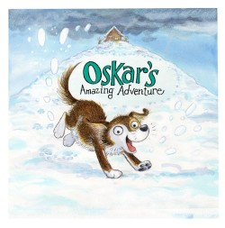 Oskar book jacket